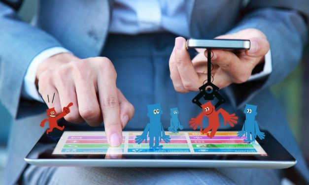 When Recruitment, On-boarding & Learning meets Gamification & Work-like Reality, exciting things happen