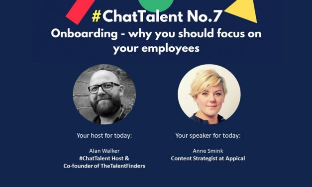 No.7 – Onboarding – why you should focus on your employees