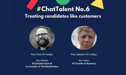 No.6 – Treating candidates like customers