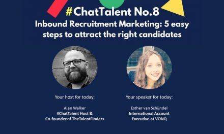 No.8 – Inbound Recruitment Marketing: 5 easy steps to attract the right candidates