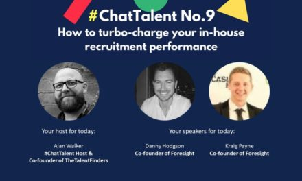 No.9 – How to turbo-charge your in-house recruitment performance