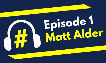 Episode 1 – Matt Alder talks Exceptional Talent