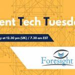 Talent Tech Tuesdays – January 24th – Foresight