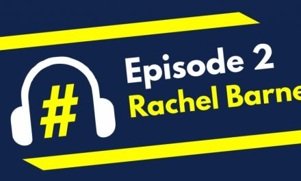 Episode 2 – Rachel Barnes – The Future of HR