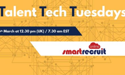 Talent Tech Tuesdays – March 6th – Smart Recruit