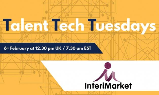 Talent Tech Tuesdays – February 6th – InteriMarket