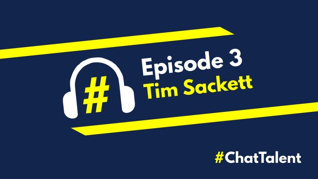 Episode 3 – Alan meets… Tim Sackett