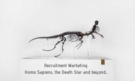 Recruitment Marketing, Homo Sapiens, the Death Star and beyond…