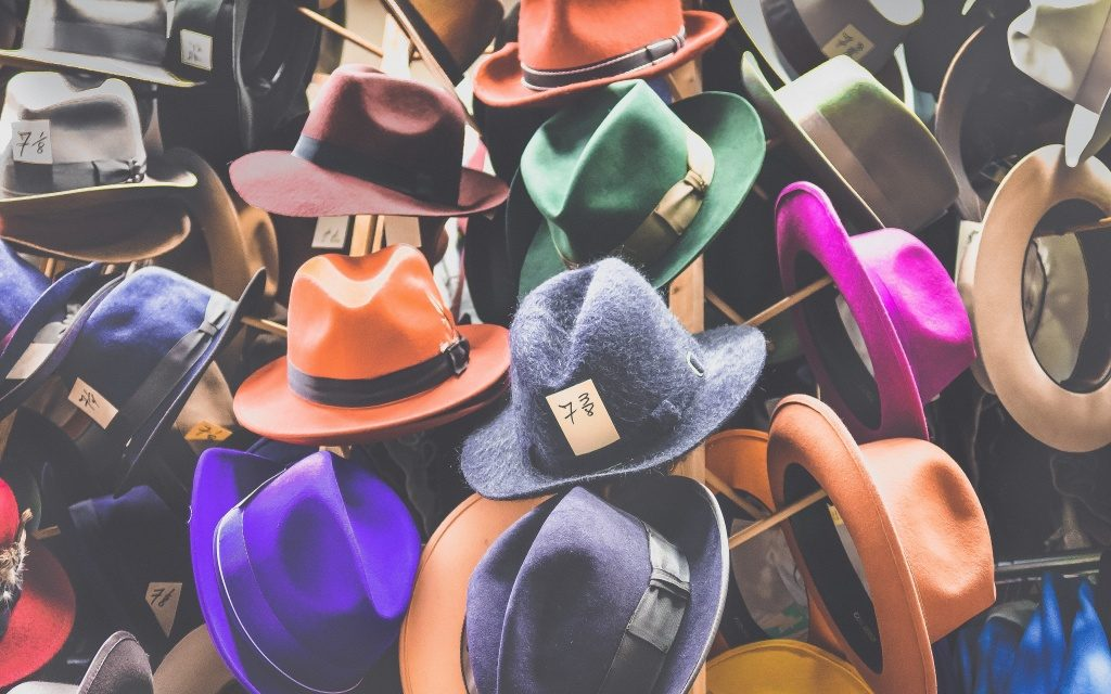 Which Hat Should I Wear? – Whats, Whys & Tips for Starting a Portfolio Career