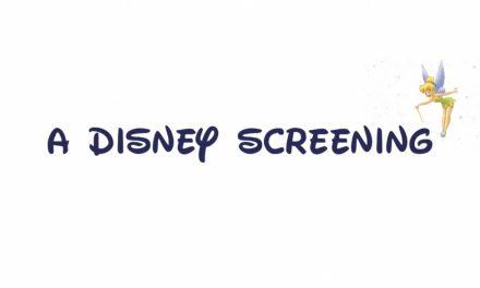 A Disney Screening