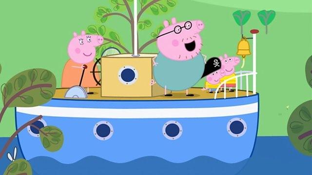 All aboard!! Ahoy, Captain!