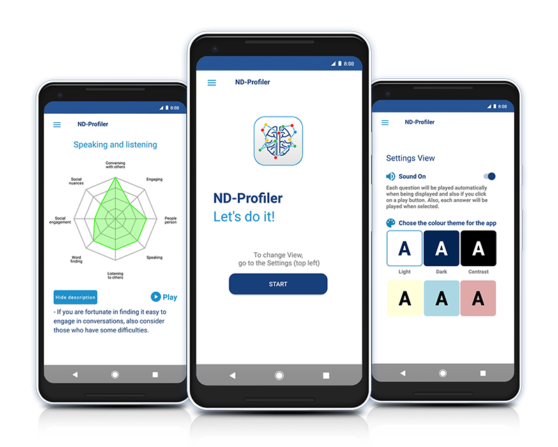 PRESS RELEASE: New Do-IT Solutions ND-App uses neurodiverse profiling to help adults into employment