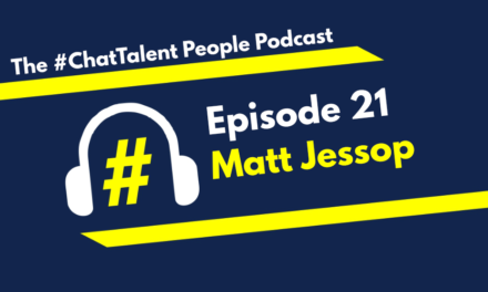 EPISODE 21: Matt Jessop on Data, taking stock and thinking about the future