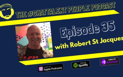 Episode 35: Robert St Jacques on evidence based HR